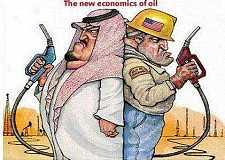 国际油价小幅上涨 因沙特下降对美国原油出口