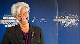 IMF总裁称分布式账本技术可防范恐怖主义
