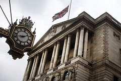 英国央行:更高的通胀不会导致自动加息