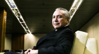 巴西总统特梅尔被正式起诉 巴西政坛危机或正在酝酿