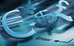 外汇数据分析:欧元 英镑 日元兑美元今日走势分析