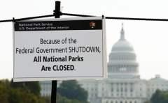 特朗普转战税改议案前 先要避免美国政府在4月份停摆