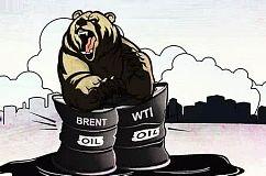 能源债券从原油狂跌的垃圾桶脱钩 今原油库存将下滑了225万桶