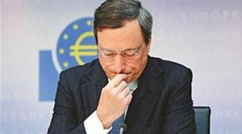 欧洲央行表示市场错解了德拉吉讲话 欧元兑美元暴跌80点