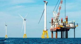 石油巨头争相建造海上风电厂 海上风电厂成新能源领域新星