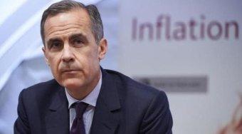 英国央行行长卡尼讲话透露紧缩政策 英镑上涨英国国债遭殃