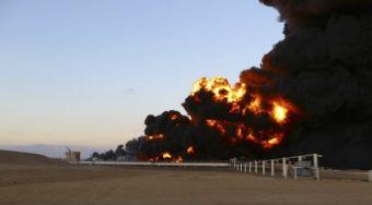 利比亚石油产量4年高位使欧佩克原油供应紧张