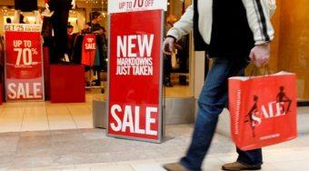 美股持续走软 宏观和微观利空齐出 零售业重创下跌3.5%