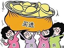 春节假期效应下看黄金投资,黄金下跌余额不足?
