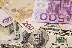 美元反弹 欧元兑美元上涨趋势停歇