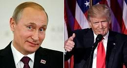 特朗普怒怼普京:俄罗斯应马上停止在乌克兰等国的颠覆活动