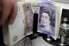 年终经济强势助英国欢庆圣诞 明年英镑预将迎接通胀暴风雨