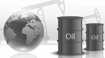 随着美国原油产量跳跃偏移股票滑轨 油价接近45美元