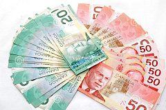 加元暴跌央行鸽派预抬头?  加拿大央行将在明年1月公布新货币政策
