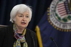 美联储主席听证会:通货膨胀低于2% 今年会循序渐进缩表