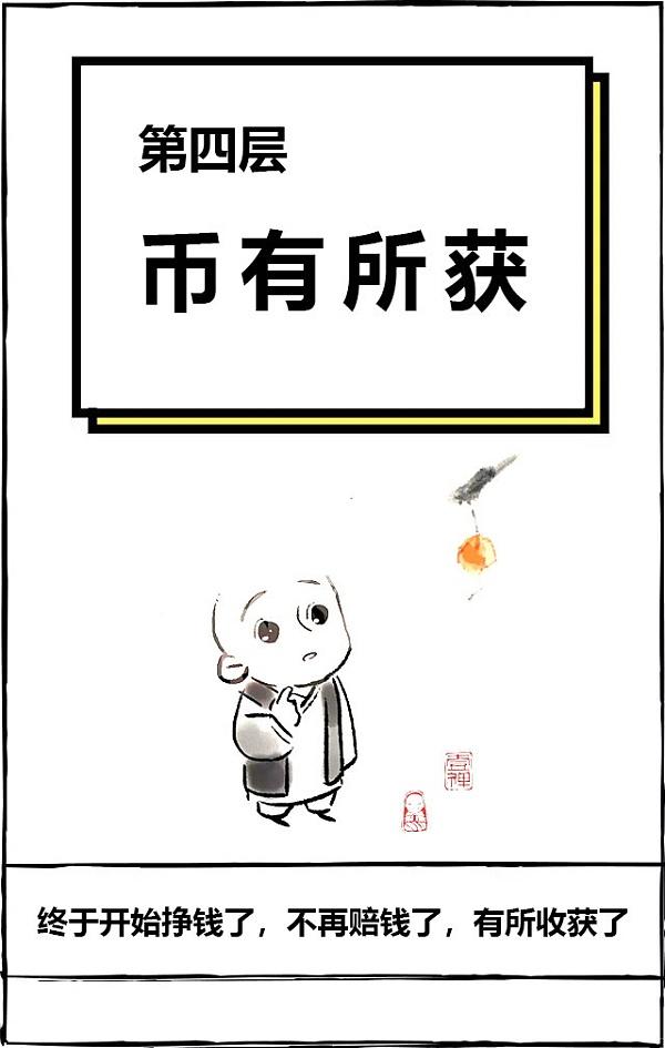 [漫画]韭菜之币圈佛系修炼秘籍all漫画鸣汉化图片
