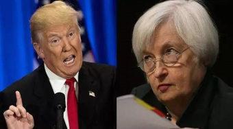 耶伦讲话指出美国经济会温和复苏 美股市场将继续上扬 金银长期利空