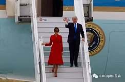 特朗普出席法国阅兵仪式,却因一句话与法国夫人一起上了头条?