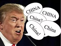 特朗普意在威胁中国?以中美贸易为筹码博得中国支持制裁朝鲜