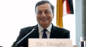 欧洲央行利率决议出炉 德拉基讲话打压美元提振黄金
