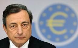 德拉吉讲话没有公布退出QE的详细时间 欧元兑美元上涨