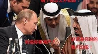 欧佩克和俄罗斯清除全球石油过剩的计划未能奏效