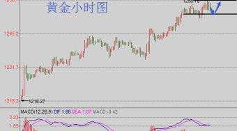 邱文皓:黄金1259承压上涨 原油止跌强势反弹