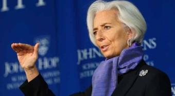 中国经济维稳上涨 国际货币基金组织总部以后可能定居北京