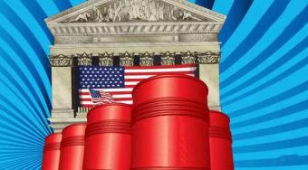 美国最大的石油港口要成为一条双向街道
