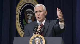副总统打破特朗普医保议案投票的僵持局面 参议院展开修改辩论