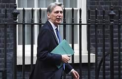 英国财政大臣实行过渡期 称欧盟国家支持其脱欧获益
