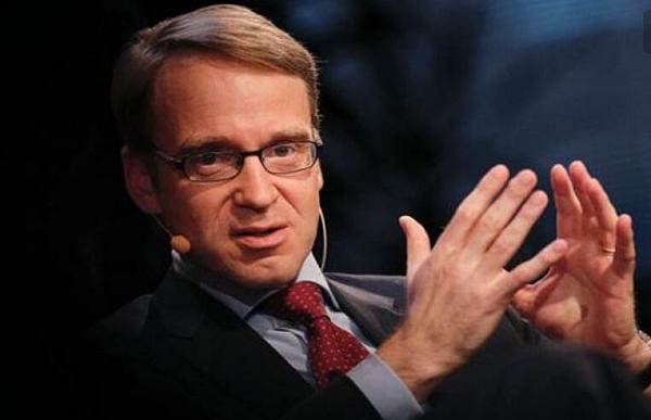 (Nowotny表示欧元区经济已经开始上涨 来源:金色财经)