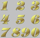 多枚精品数字米结拍 域名695.cn拍出六位数