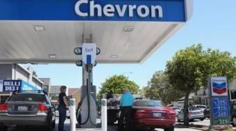 美国石油面临委内瑞拉雪佛龙价值10亿美元石油储备威胁