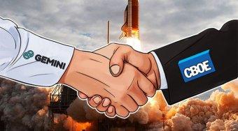 CBOE和Gemini计划今年向用户提供比特币期权交易服务