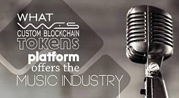 区块链音乐应用令牌FM五月推出 区块链技术成功应用在音乐销售中