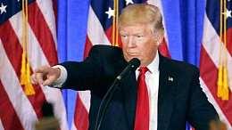 【黄金早报】特朗普再次怒怼朝鲜 美股大跌 黄金冲上1285上方