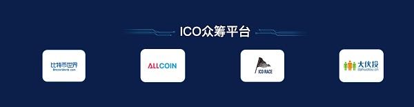i量化链开展ICO活动的众筹平台
