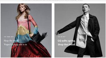 时尚资讯网站Style.com转型电商平台 英文域名如此有型