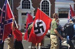 纳粹、极右、种族歧视!这些都发生在美国!