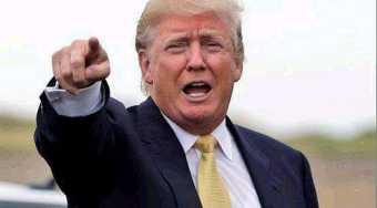 特朗普主张美国修建美墨边境墙 避险情绪推升日元黄金上涨