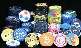 加密货币总市值突破1500亿美元  同比上涨1240%