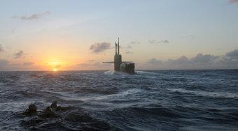 朝鲜半岛地缘政治风险不断推升 美国核潜艇将停靠釜山港