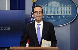 美国财长亲证明:诺克斯堡2000亿美元黄金储备完好