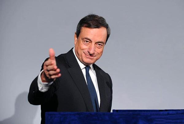 欧洲央行行长德拉基