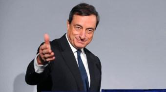 欧洲央行行长德拉吉:非常规货币政策对刺激经济增长有效
