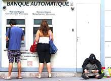 欧洲央行承认欧洲民众经济水平越来越差贫富差距巨大