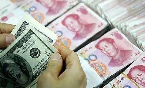 人民币汇率调整是外汇储备下降的主要原因
