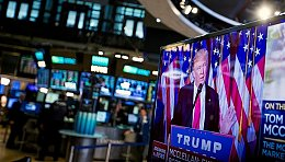 """扫把星""""特朗普行情""""遭遇市场持续上涨 市场先生何时变脸?"""