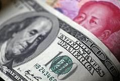 人民币兑美元猛涨 升穿6.84关口创4个月新高